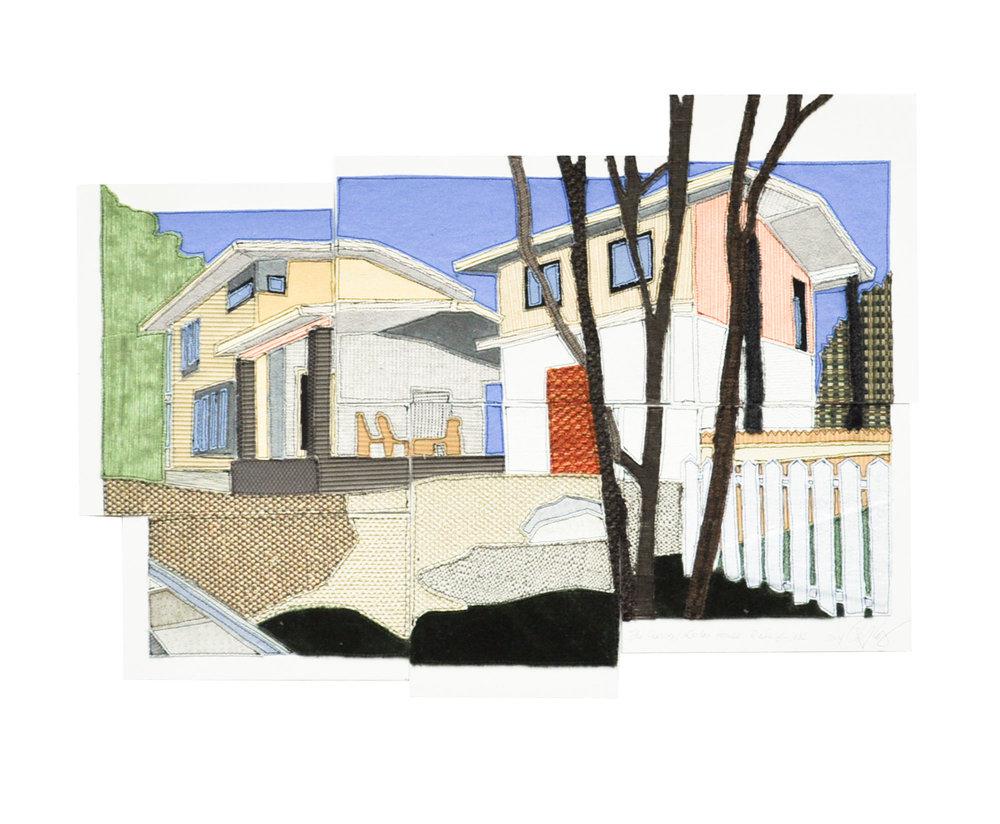 Cherry/Gordon House, Raleigh, NC, 2014