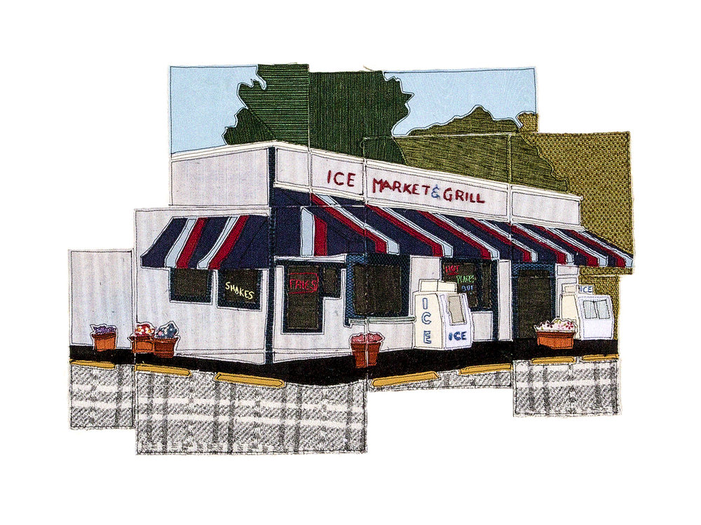CAPITAL ICE MARKET AND GRILL*, Raleigh, NC, 2014
