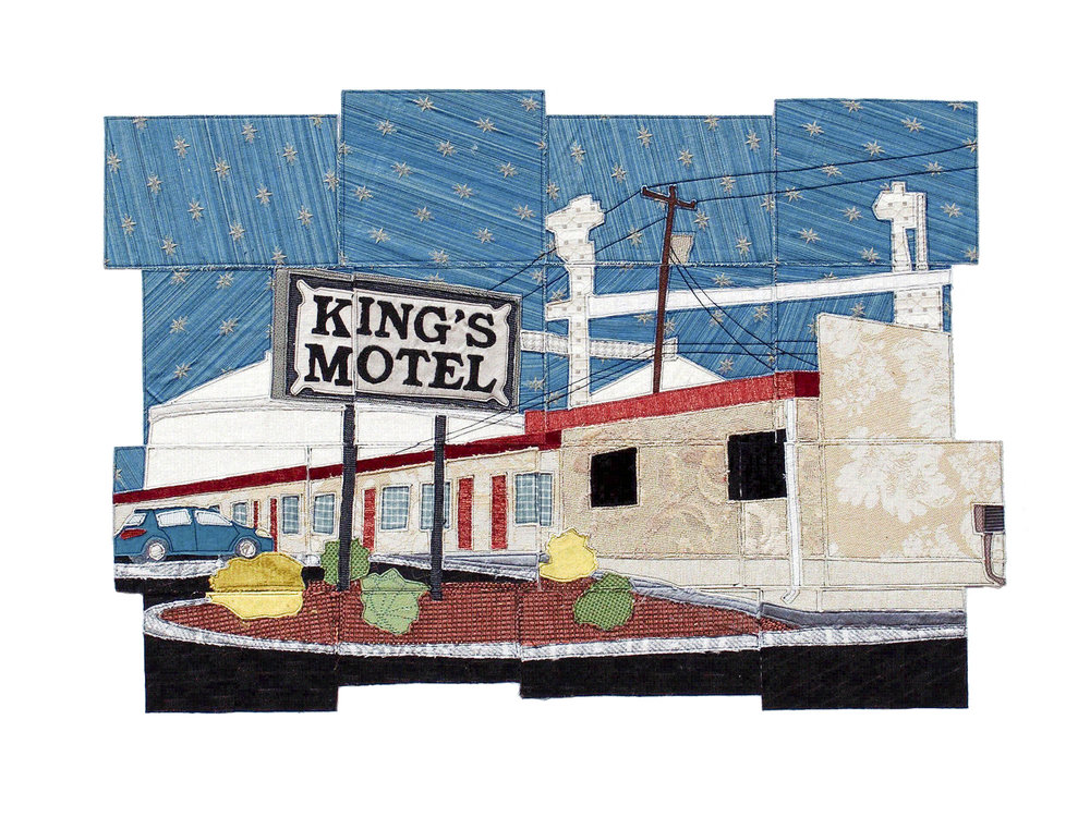 KING'S MOTEL*, Raleigh, NC, 2016