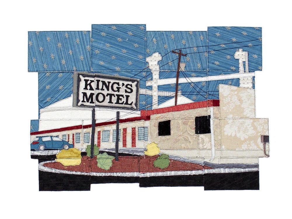 KING'S MOTEL*, Raleigh, NC, 2016