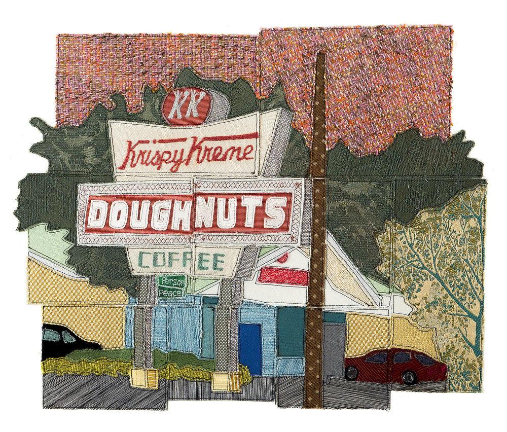 KRISPY KREME*, Raleigh, NC, 2015