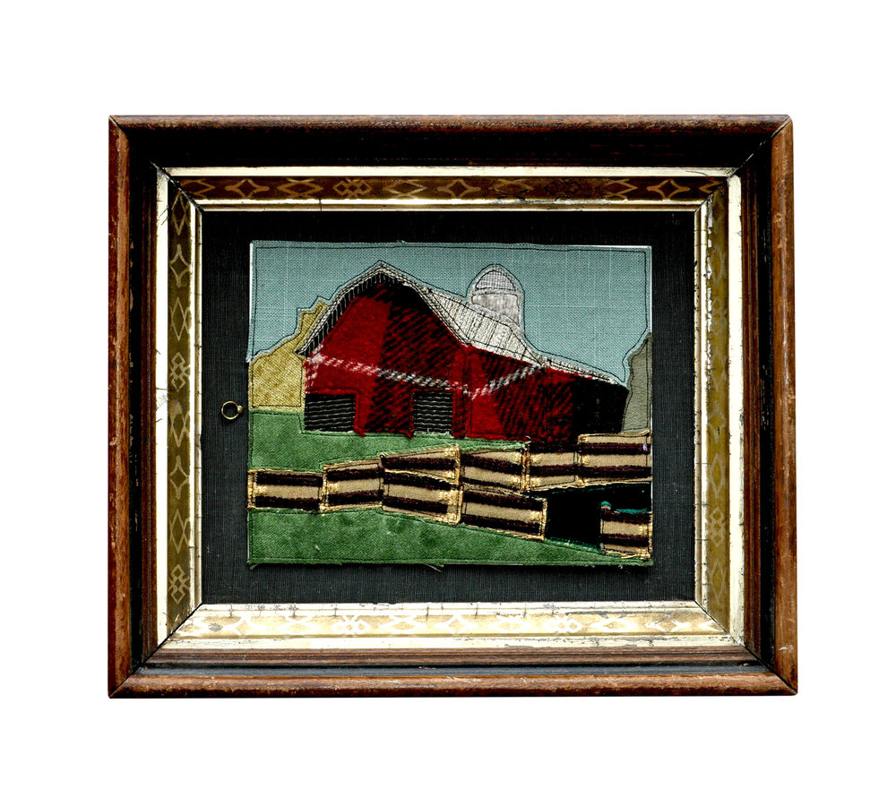 Plaid Daddy NC Barn, 2015