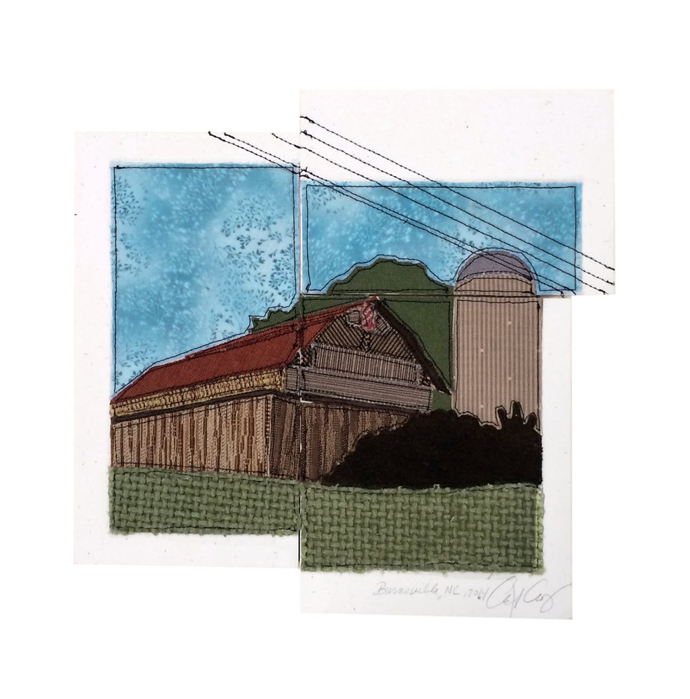 Burnsville Barn, NC, 2014