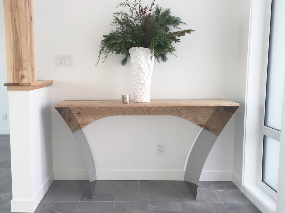 Entryway Table Stainless.jpg
