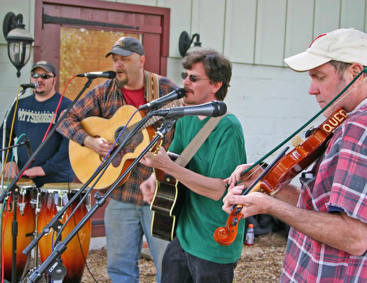 Coal Mtn Ramblers 5/7/11 New Market Fest. Photo by  Todd Walker