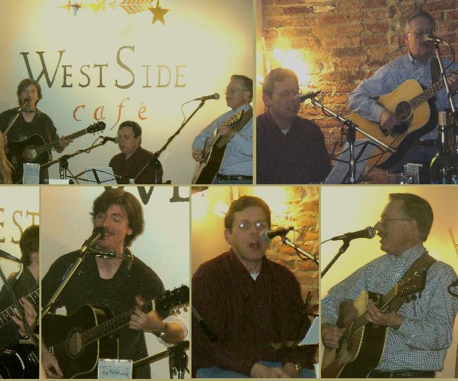 Luttrell, Noon & Wenger: 12/18/06 Westside Cafe, Frederick