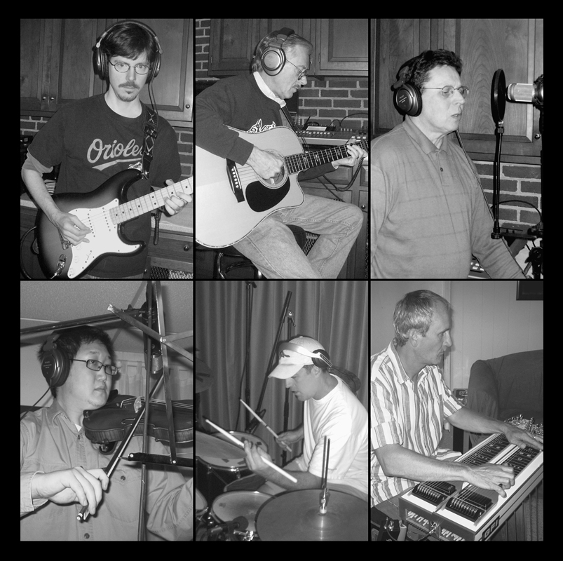 2009 studio recording /   Luttrell Noon & Wenger