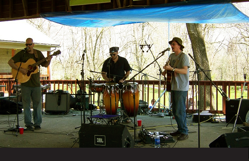 The Coal Mountain Ramblers 4/25/09 Earth Day Festival, Shepherdstown WV