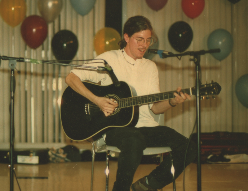 Solo Acoustic Set 1994 Baltimore
