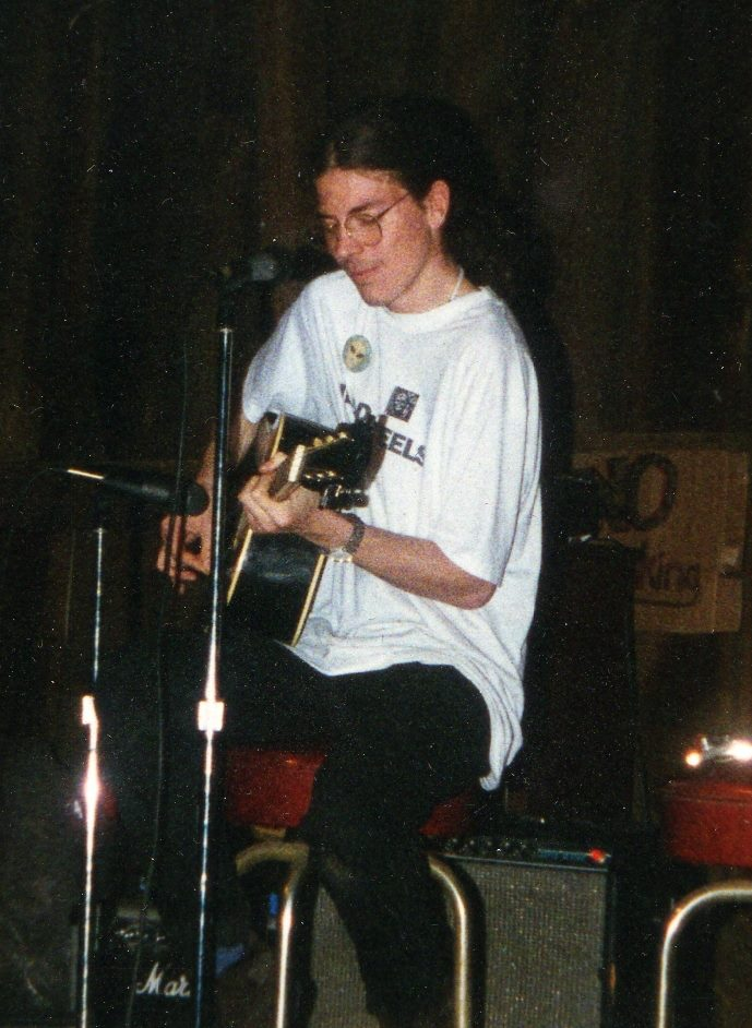 Solo Acoustic Set 1995 Catonsville