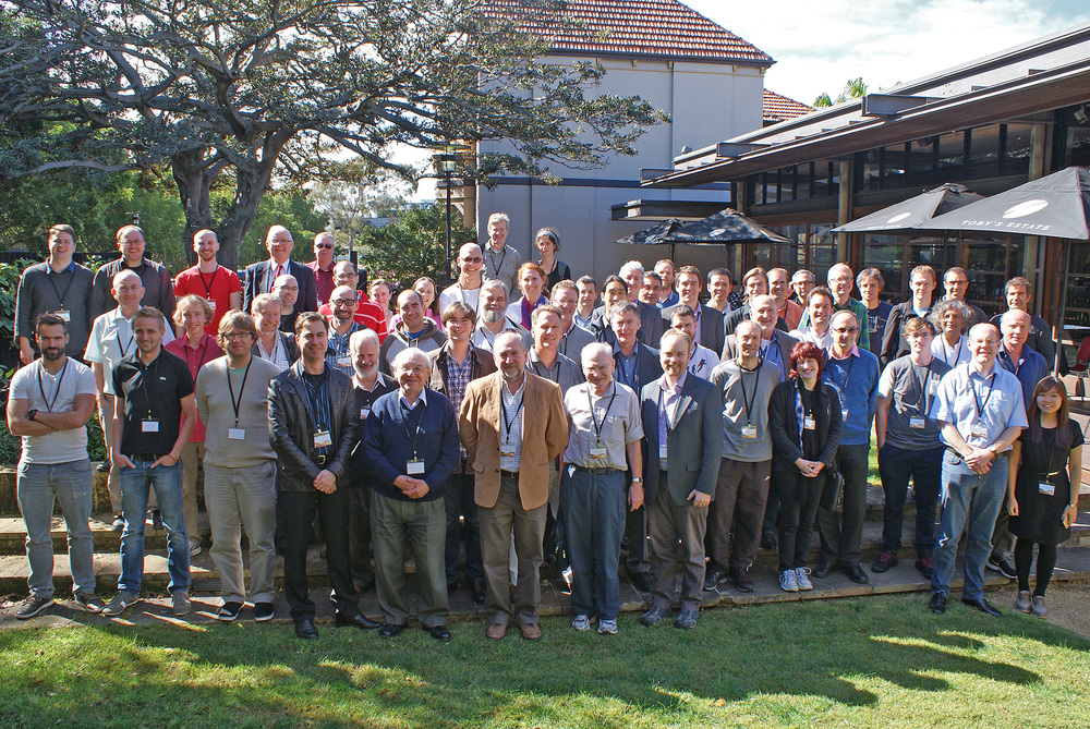 The official conference photo!