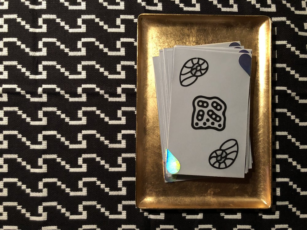 Draw a card from the oracle deck. -