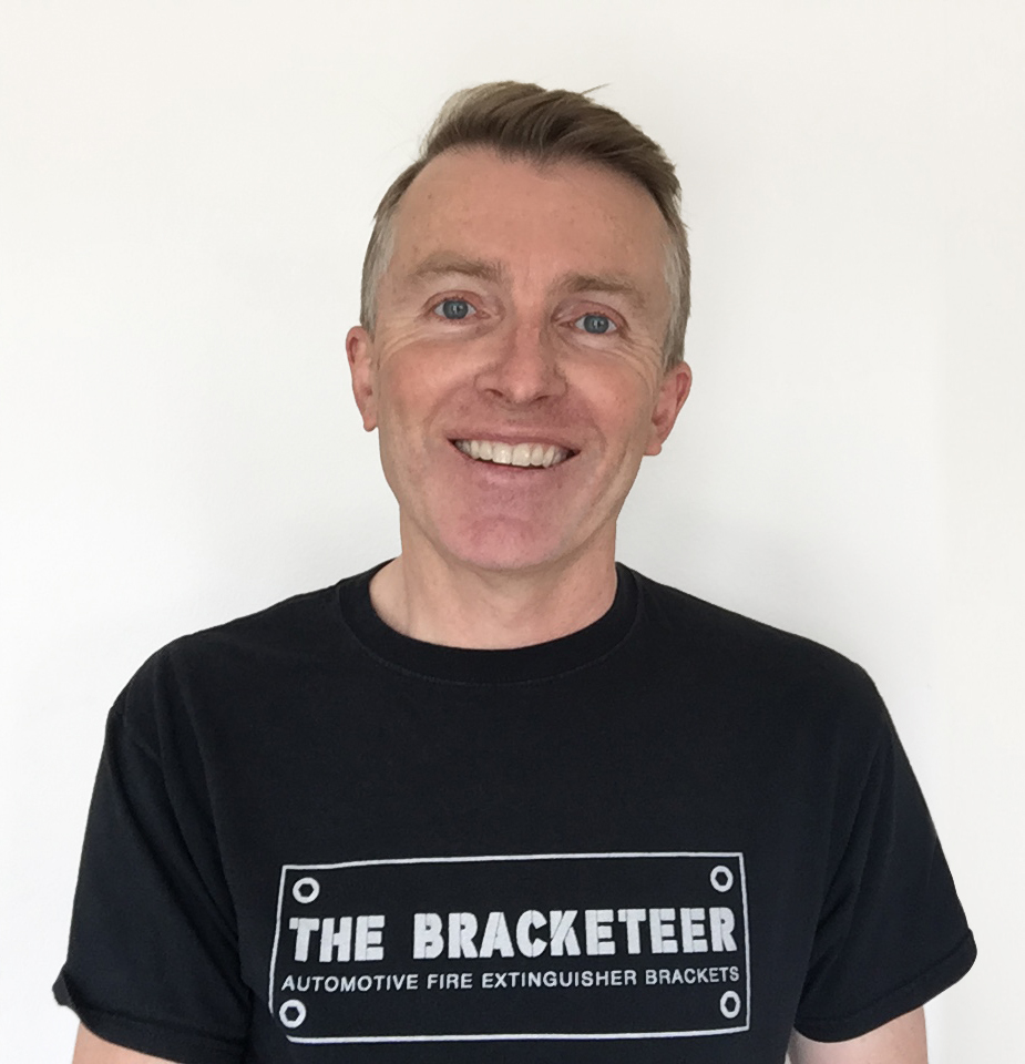 The Bracketeer Founder & President Simon Wehr