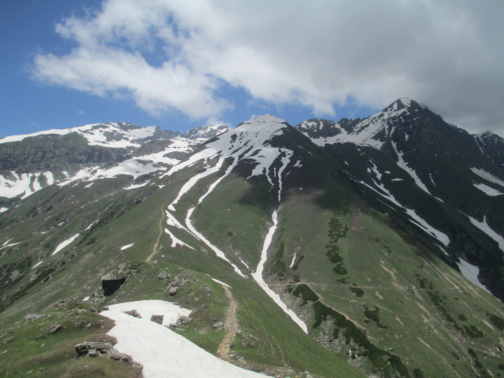Kaghan Valley - Gali Nakra pass at 3700m