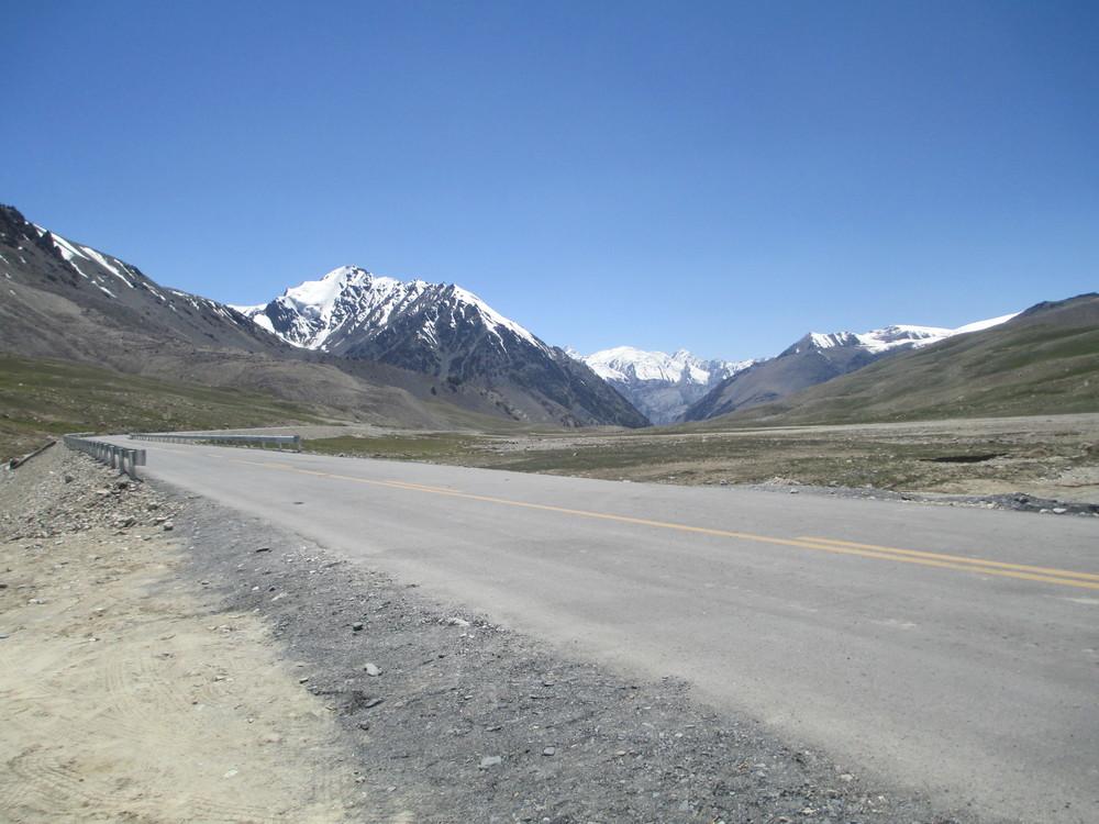 Kunjerabi pass 4700m