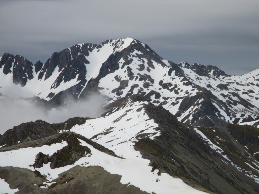 Mt Angelus 2090m