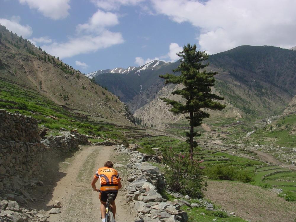 Barbusar pass , Pakistan 4170m