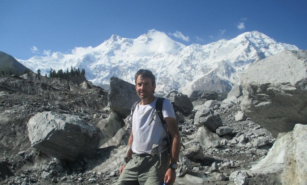 Raikot Glacier below Nanga Prabat
