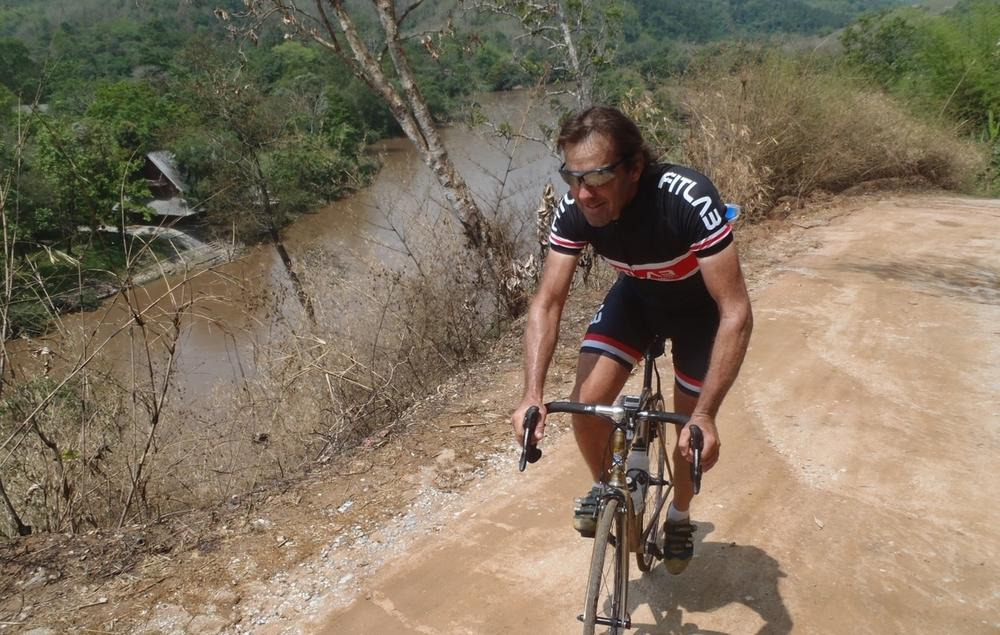 Back roads , Chaing mai Thailand