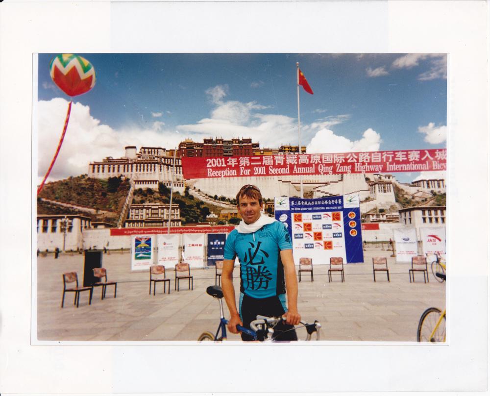 Lhasa , Tibet