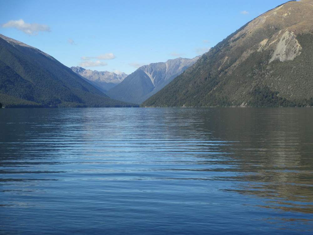 Lake Rotoiti,Nelson Lakes National park
