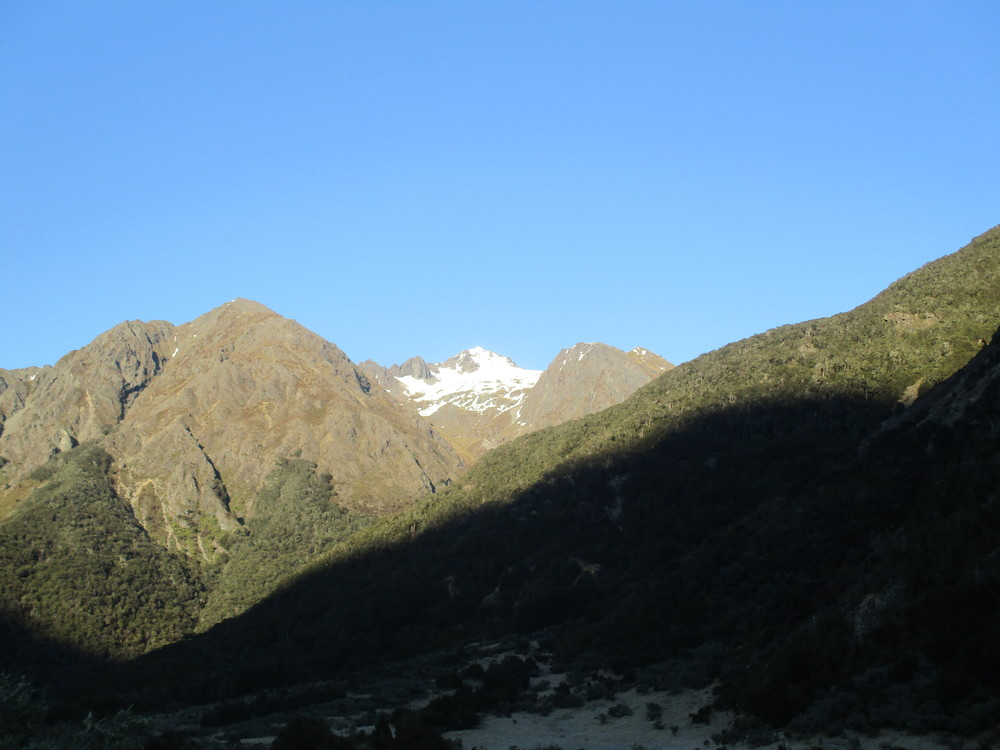 Point 2142m from the Rainbow valley