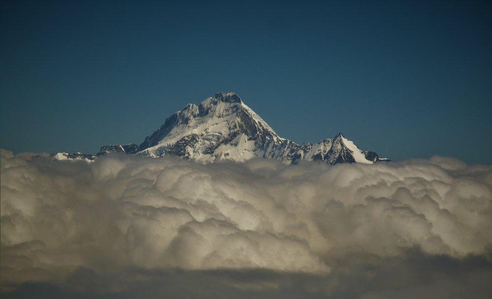 Mt Sefton 3151m