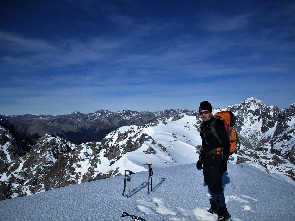 On top Angelus mid winter