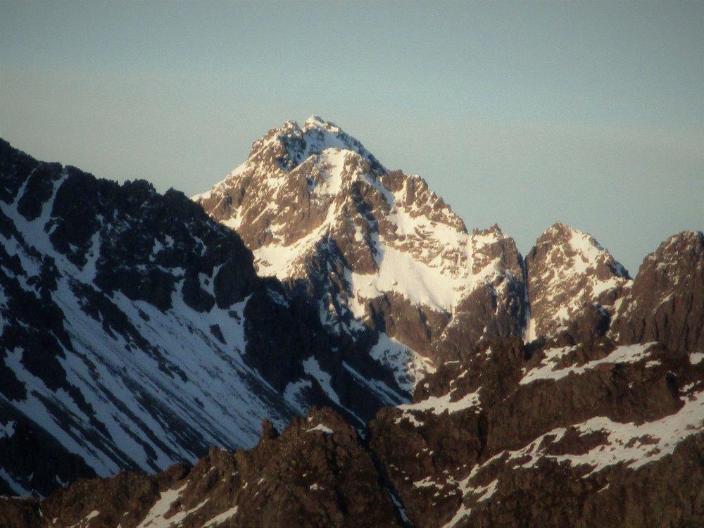 Mount Hopeless 2190m