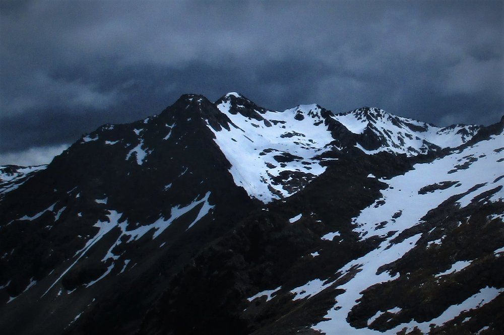 Cotterell Peak 2105m