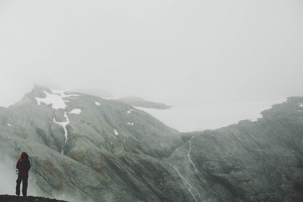 The Sobelle Glacier