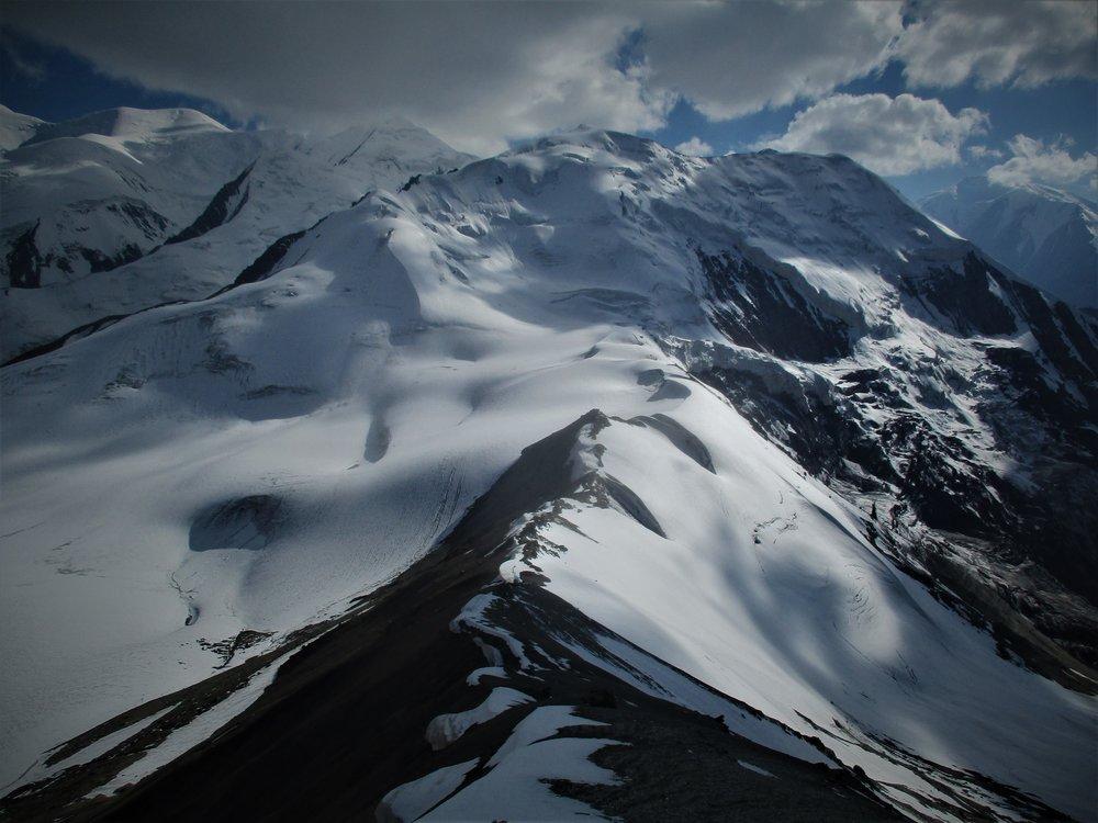 alps to climb