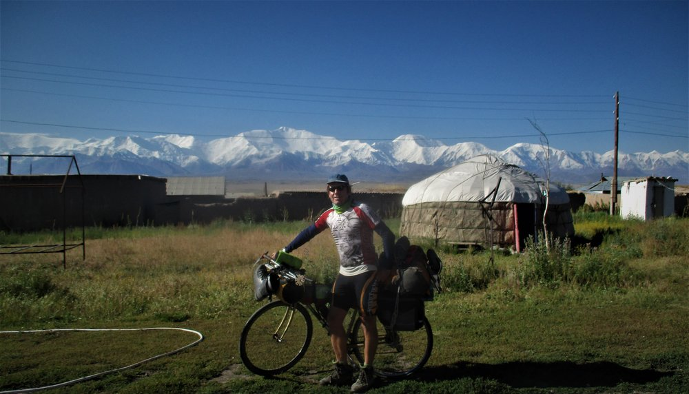 all done, leaving Sary Mogol and heading back to Osh