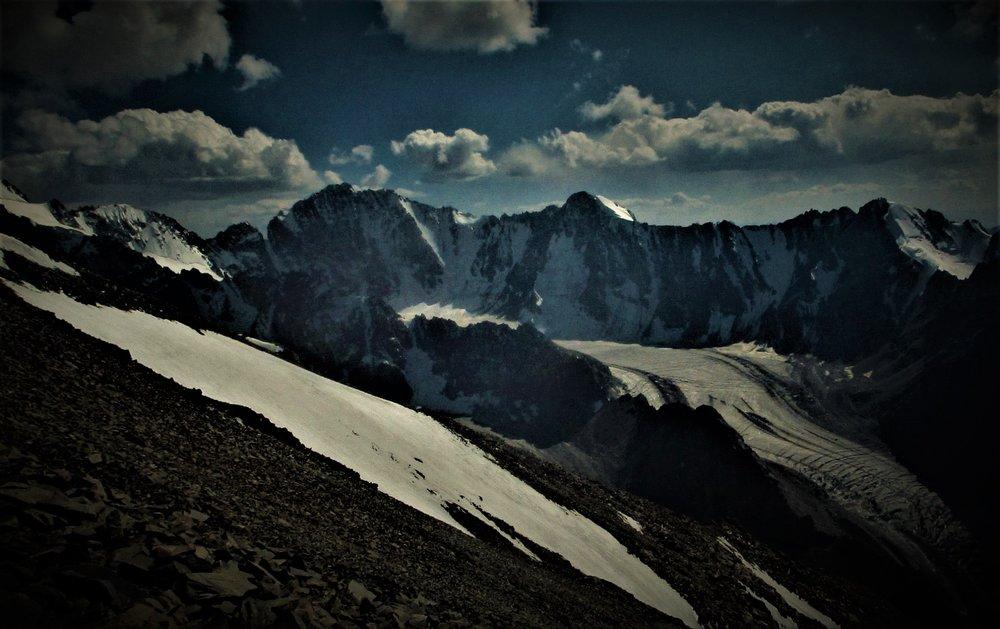 Climbing Ucitel