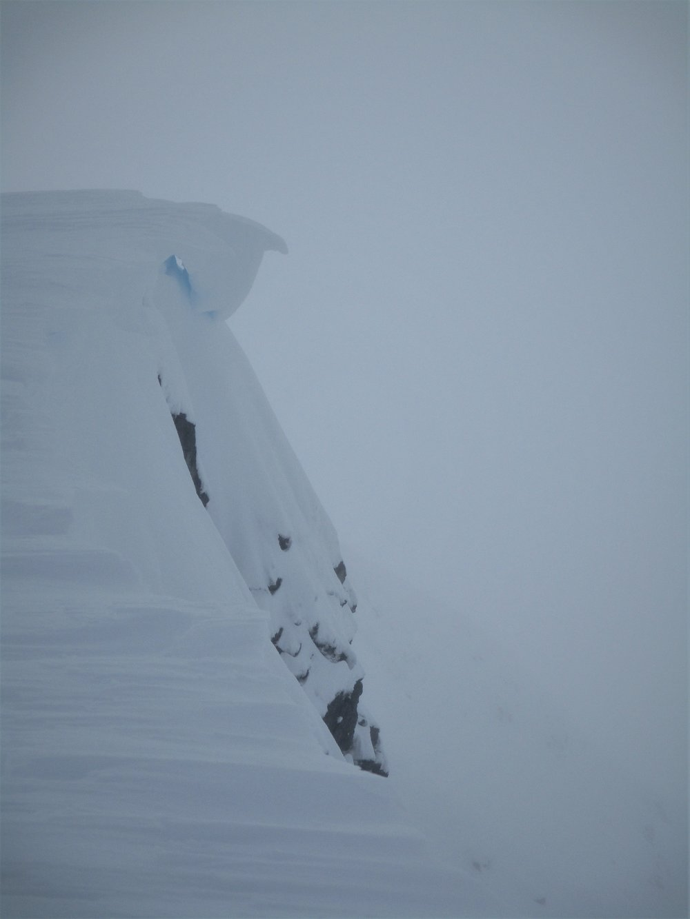 a lonely cornice