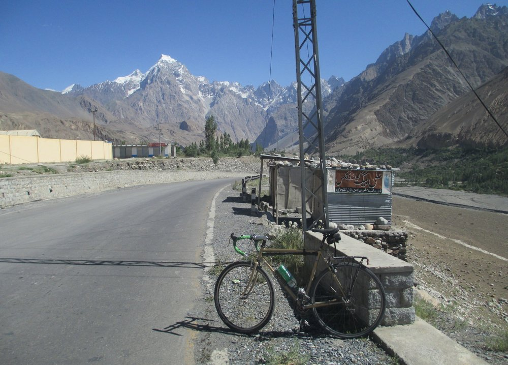 KKH heading to Sost