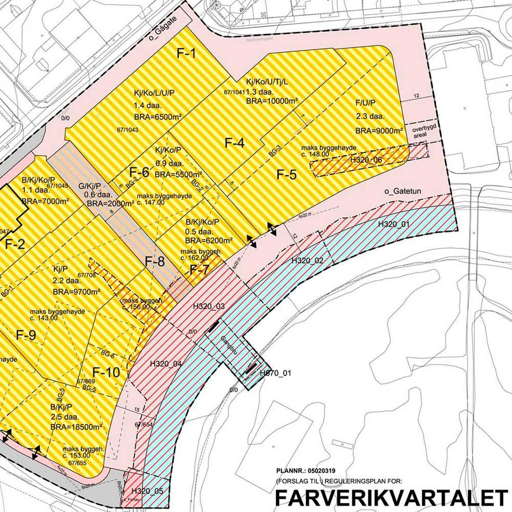 FARVERIKVARTALET/ GJØVIK