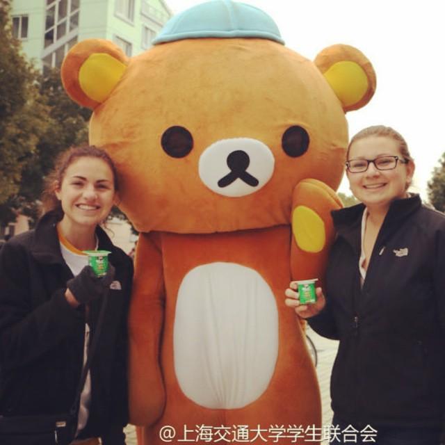 Celebrating International Women's Day on campus! #purdueinchina