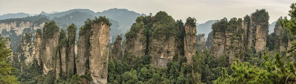 Zhangjiajie Travel Plans