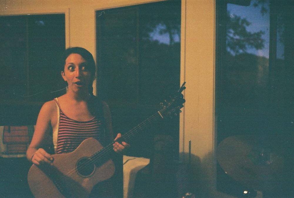 Melanie at the Treehouse
