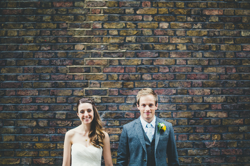 Vicki & Tom London Wedding
