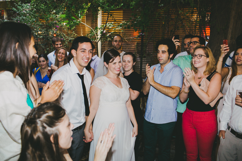 Wedding in Tel Aviv