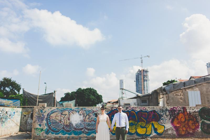 Ravit & Sagi Wedding in Tel Aviv 0017