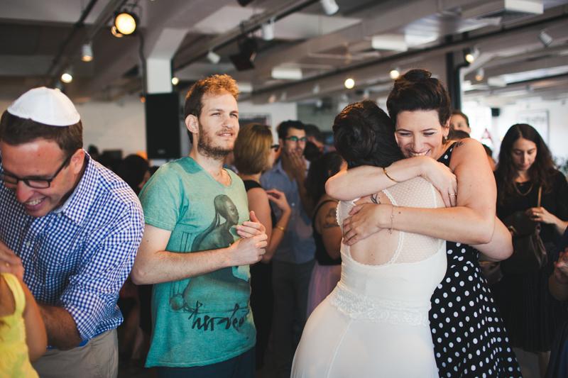 Ravit & Sagi Wedding in Tel Aviv 0056