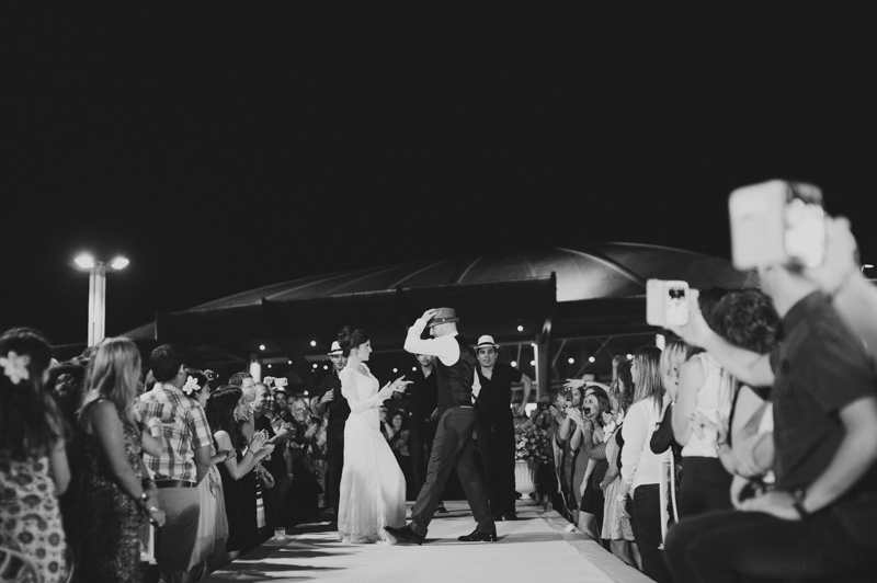 Wedding in Caesarea