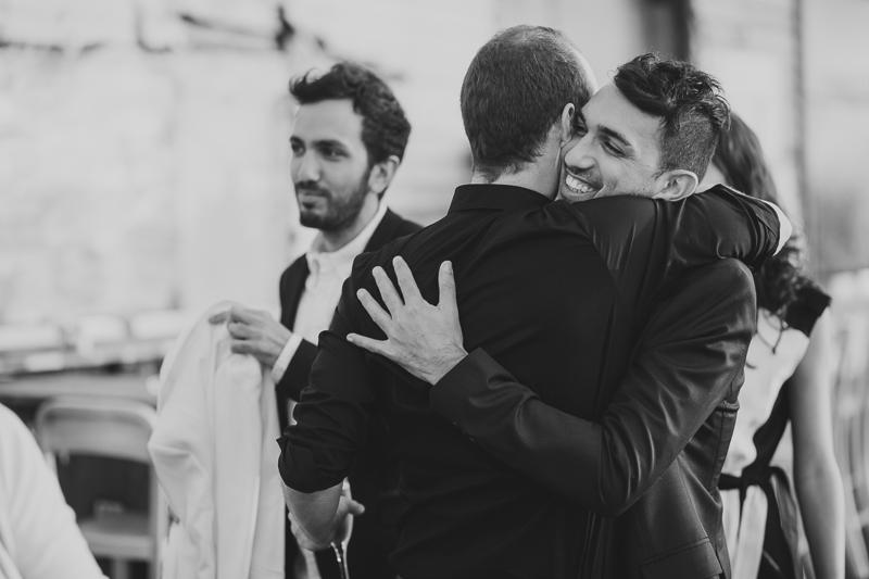 Roy & Ori's Wedding in Tel Aviv