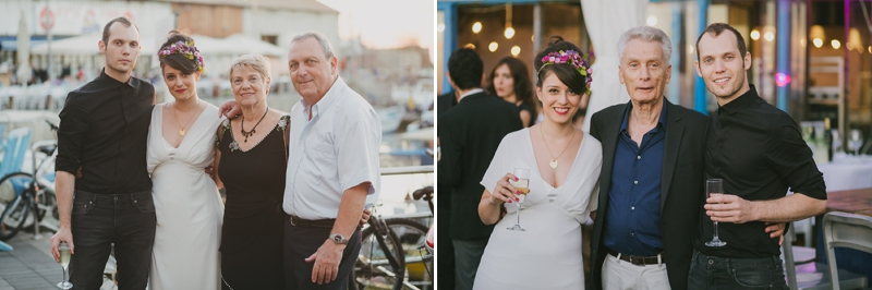 Roy & Ori's Wedding in Tel Aviv