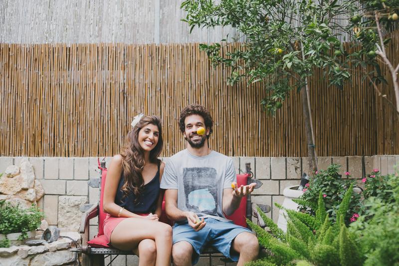 Urban Chic Wedding in Tel Aviv by Liron Erel 0087