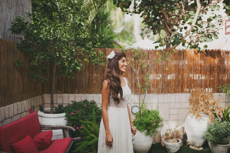 Urban Chic Wedding in Tel Aviv by Liron Erel 0092
