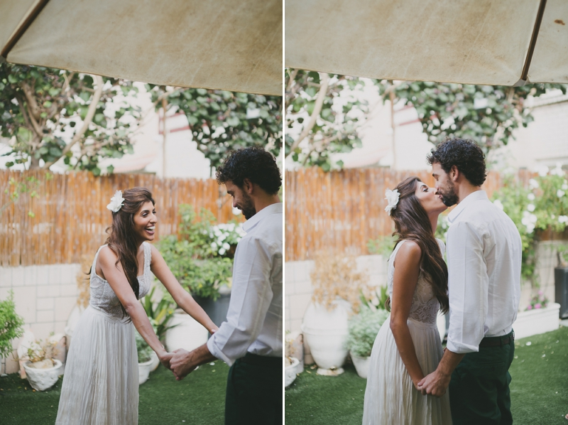 Urban Chic Wedding in Tel Aviv by Liron Erel 0093